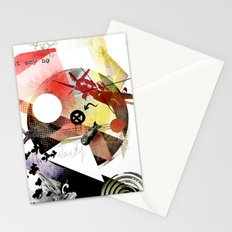 Just Say No (To War) Stationery Cards