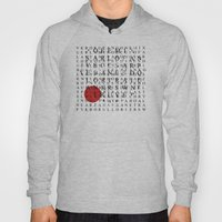Wordsearch LOVE: Freedom… Hoody