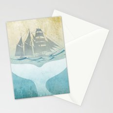 Moby Stationery Cards