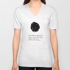 THIS WORLD Unisex V-Neck