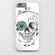 Poetic Wooden Skull Slim Case iPhone 6s