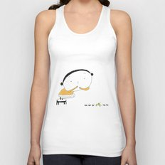 The cricket Unisex Tank Top