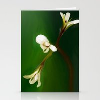 wild geranium - Free shipping Stationery Cards