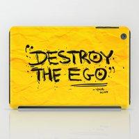 Destroy the Ego iPad Case