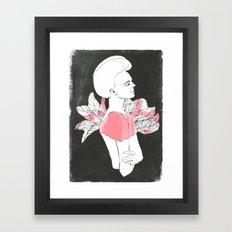 Marjorie Framed Art Print