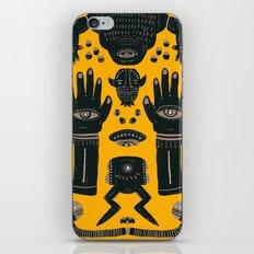 Raise yr Hands iPhone & iPod Skin