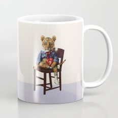 Tiny Tiger Valentine Mug