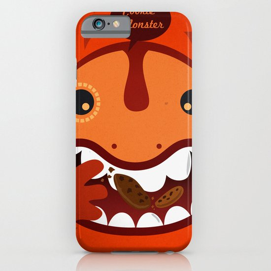 Cookie Monster iPhone & iPod Case