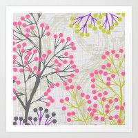 Tree 0f Love Art Print