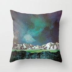 GreenSpace Throw Pillow