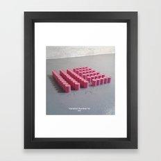 Variation Number 46 (photo) Framed Art Print