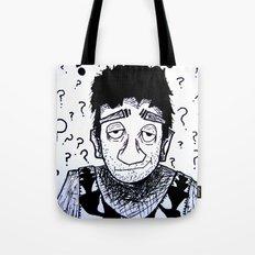 Clueless? Tote Bag