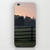 Billings Farm Sunrise At… iPhone & iPod Skin