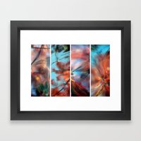 Time Has Told Me Framed Art Print