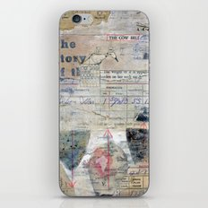 The Story of the Cow Bell iPhone & iPod Skin