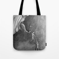 The Claim On Freedom Tote Bag