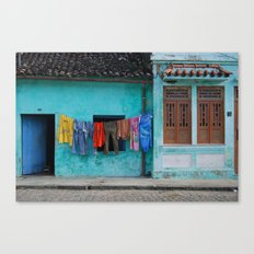 Out to dry in rural Bahia Canvas Print