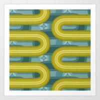Kelp Art Print