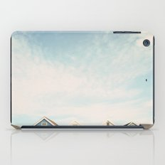 Beach Hut Sky  iPad Case