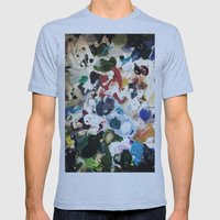Bl ob Mens Fitted Tee Athletic Blue SMALL