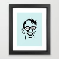 Oiling and Lotioning, Lotioning and Oiling Framed Art Print