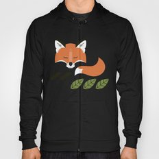 Resting Fox Hoody