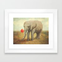 Truce Framed Art Print