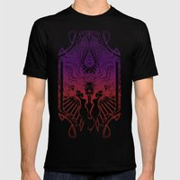 Goddess Mens Fitted Tee Black SMALL