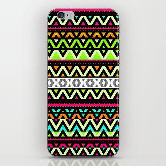 Neon Mix iPhone & iPod Skin