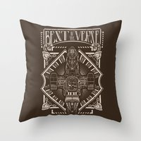 Best in the 'Verse Throw Pillow