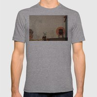 WaterTower Mens Fitted Tee Athletic Grey SMALL