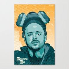 Breaking Bad - Jesse Canvas Print