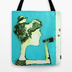 ACHTUNG! Tote Bag