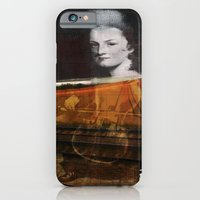 iPhone & iPod Case featuring person place thing 2 by martin mccreadie