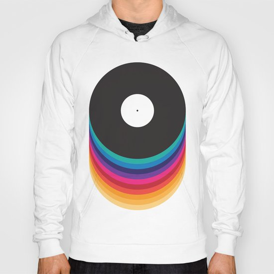 Happy Music Hoody
