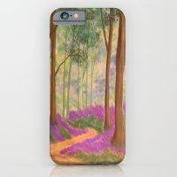 Bluebell Pathway iPhone 6 Slim Case