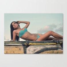 Mamacita Canvas Print