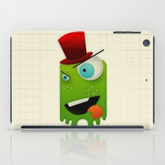 Scary Monster iPad Case