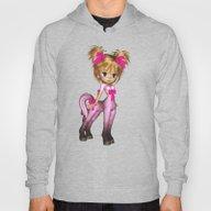 Elf Pony Pinkie Pink Hoody