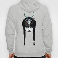 Wakeful Warrior - In Blu… Hoody