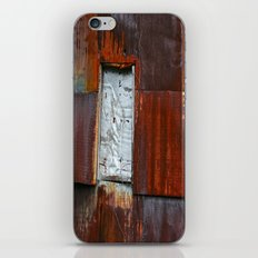Red Barn iPhone & iPod Skin