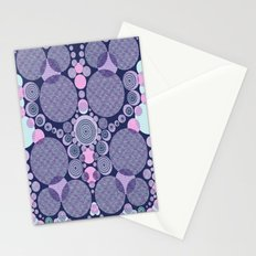 Halftone Crazy Stationery Cards