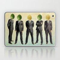 lemon and lime heads Laptop & iPad Skin