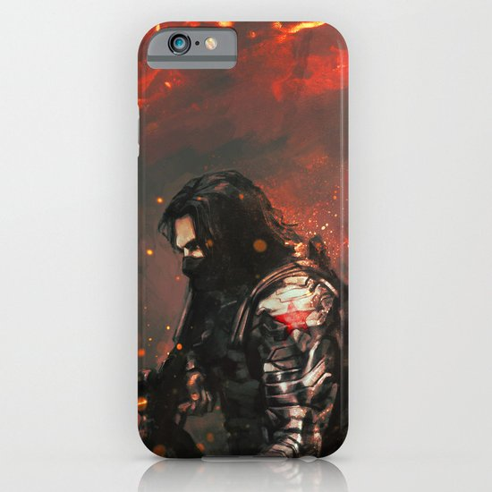 Blood in the Breeze iPhone & iPod Case