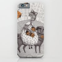 iPhone & iPod Case featuring The Collectors by Judith Clay