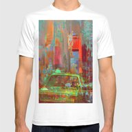 A Commonplace Day Mens Fitted Tee White SMALL
