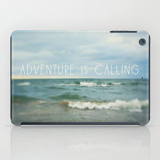 Adventure is Calling - Waves iPad Case