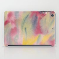Vibrant summer colour iPad Case