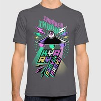 Kyary Pamyu Pamyu - Invader Invader T-Shirt  Mens Fitted Tee Asphalt SMALL