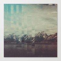 Fractions A31 Canvas Print